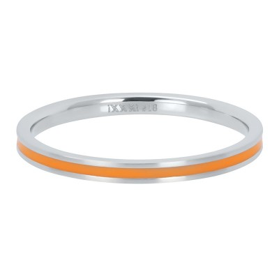 iXXXi ring Line Orange 2mm