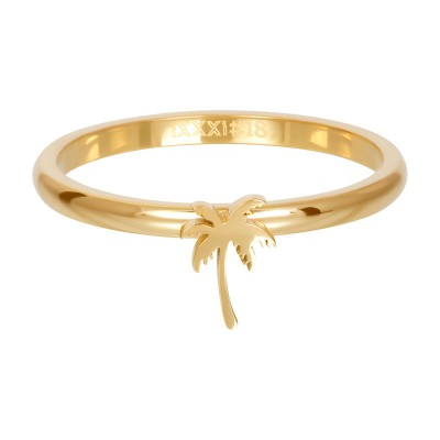 iXXXi Symbol Palm Tree Goud 2mm