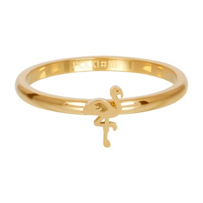 iXXXi Symbol Flamingo Goud 2mm