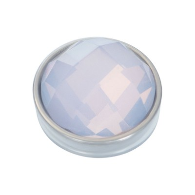 iXXXi Top Part Facet Opal Zilver
