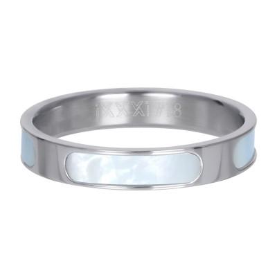 iXXXi Aruba Zilver 4mm
