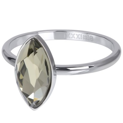 iXXXi Royal Diamond Crystal zilver 2mm