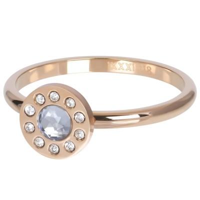 iXXXi Diamond Circle  rose 2mm