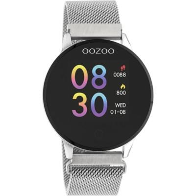 OOZOO Smartwatch zilver 43mm Q00116