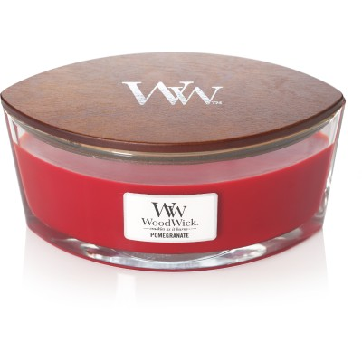 Woodwick  Pomegranate Candle Ellips