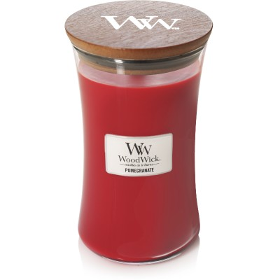 Woodwick Pomegranate Large Candle