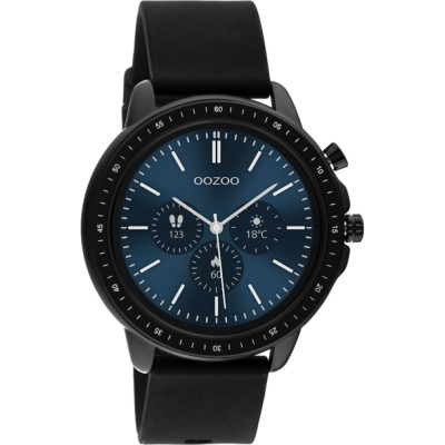 OOZOO Smartwatch Zwart 45mm Q00304
