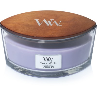Woodwick  Lavender Spa Candle Ellips