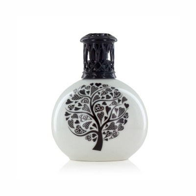 Ashleigh & Burwood Fragrance Lamp Tree of Love small ceramic