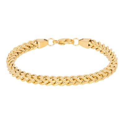 iXXXi Stalen armband Gold