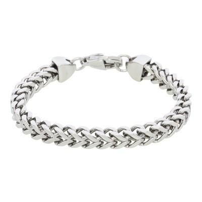 iXXXi Stalen armband Silver