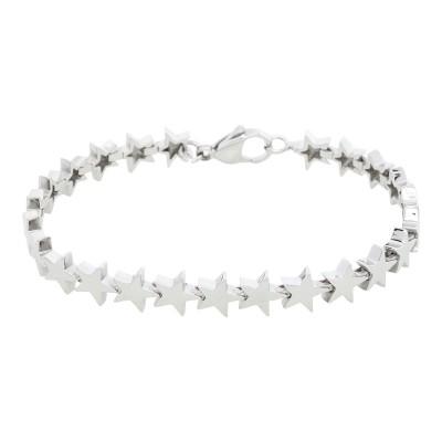 iXXXi Stalen armband Stars Silver