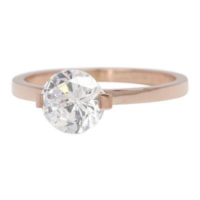 iXXXi Ring Glamour Stone Rose R4201-2