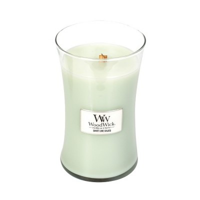 Sweet Lime Gelato Large Candle WoodWick