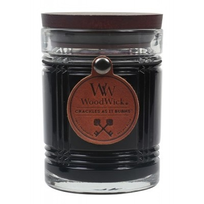 Midnight Reserve Candle WoodWick