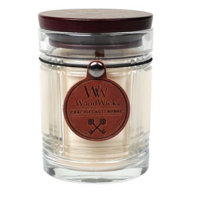 Vanille Reserve Candle WoodWick