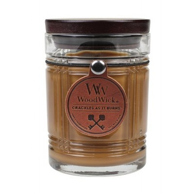 Humidor Reserve Candle WoodWick