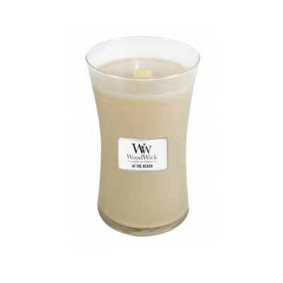Woodwick At The Beach Large Candle